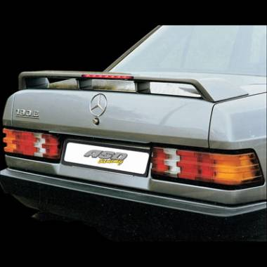 AILERON MERCEDES CLASSE E W201 LED BECQUET AS DESIGN