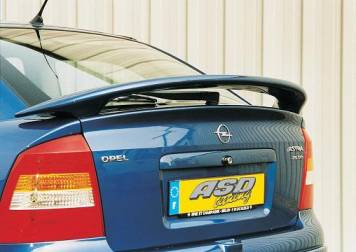 AILERON OPEL ASTRA G 3-5P 1998->2004 BECQUET AS DESIGN