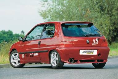 AILERON PEUGEOT 106 1996 BECQUET AS DESIGN