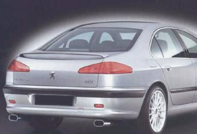 AILERON PEUGEOT 607 BECQUET AS DESIGN