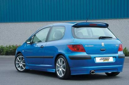 AILERON PEUGEOT 307 BECQUET AS DESIGN
