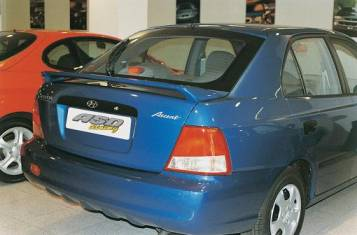 AILERON HYUNDAI ACCENT 1999 BECQUET AS DESIGN