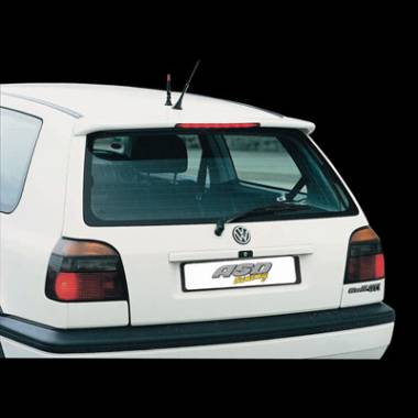 AILERON VW GOLF III SUP et FEU BECQUET AS DESIGN