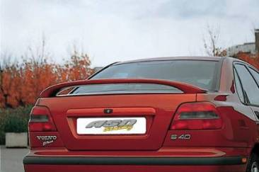 AILERON VOLVO S40 BECQUET AS DESIGN