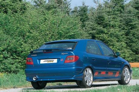 AILERON CITROEN XSARA INFERIEUR BECQUET AS DESIGN
