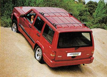 AILERON JEEP CHEROKEE LED BECQUET AS DESIGN