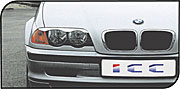Paupiere de phare BMW Serie 3 E46->09/2001 Berline ABS