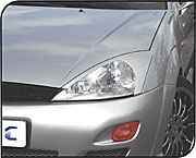 Paupiere de phare FORD FOCUS Type 2 ABS