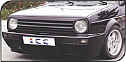 Paupiere de phare VW GOLF II ABS