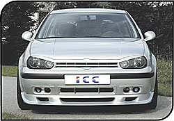 Pare choc avant VW GOLF 4 - kit carrosserie ICC TUNING
