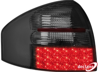 Feux arrieres adaptables Audi A6 4B 1997->2004 LED - dectane