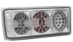 Feux arrieres adaptables VW Golf I 1974->1980 style LED cristal - dectane