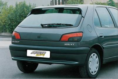 AILERON PEUGEOT 306 3-5P PHASE 1 BECQUET AS DESIGN