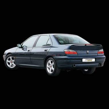 AILERON PEUGEOT 406 LED BECQUET AS DESIGN