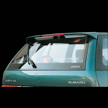 AILERON SUBARU JUSTY et 15006F BECQUET AS DESIGN
