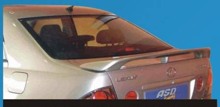 AILERON TOYOTA LEXUS IS200 BECQUET AS DESIGN