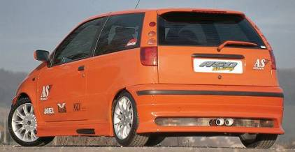 AILERON FIAT PUNTO BECQUET AS DESIGN